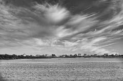 Breezeway Sky (BW) (uselessbay) Tags: nikon uselessbayphotography williamtalley d700 fullframe uselessbay