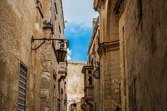 Cité de Mdina (uluqui) Tags: mdina cittànotabile limdina thesilentcity malte malta vacance holiday wander wanderlust light fuji fujifilm xt20 xtrans architecture