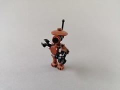 Pit Droid (Lewis Kiwi) Tags: lego starwars legostarwars legostarwarsmoc starwarsmoc moc legomoc pitdroid legopitdroid podrace legopodrace legopodracer podracing