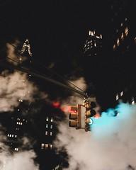 (ByteForByte) Tags: fuji smoke streetphotography street newyorkcity newyork ny nyc tghot