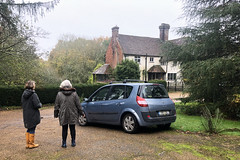 Renault Scenic at Mousehall (RobW_) Tags: kathy jordan ritsa renault scenic mousehall wadhurst east sussex england friday 01nov2019 november 2019