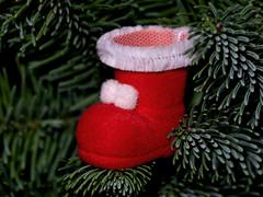 Nikolaustag (ingrid eulenfan) Tags: macro makro nikolaustag stiefel stnicholasday 90mm