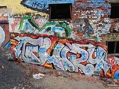 Pispala Hall of Fame (Thomas_Chrome) Tags: graffiti streetart street art spray can wall walls fame gallery pispala tampere suomi finland europe nordic legal chrome