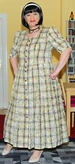 Birgit029885 (Birgit Bach) Tags: dress kleid dirndl landhaus