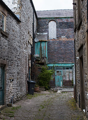 Photo of Cobbled Alley