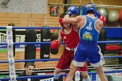 45756 - Hook (Diego Rosato) Tags: boxe boxing pugilato boxelatina ring match incontro nikon d700 tamron 2470mm rawtherapee pungo punch hook gancio