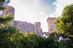Spain - Mallorca - Palma - Bellver Castle (Marcial Bernabeu) Tags: marcial bernabeu bernabéu europe europa spain españa balearic island baleares isla palma mallorca majorca bellver castle castillo fortress fortaleza marc