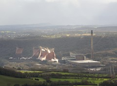 20-Ironbridge-Power-Station-6-12-2019 (D1021) Tags: gbrf ironbridge shropshire telford thewrekin wrekin coolingtowers buildwas ironbridgepowerstation buildwaspowerstation nikond700 d700