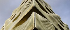 Jaws (Hans Veuger) Tags: nederland thenetherlands amsterdam ijburg ijburglaan balconies fencefriday fence hff pareidolia pareidolie architecture architectuur housingcomplex nikon b700 coolpix nederlandvandaag unlimitedphotos twop