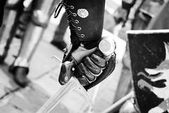 (AC Freire Photography) Tags: hema sport medieval blackandwhite ordemdogrifodefogo hmb