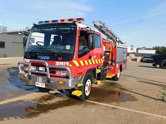 Renmark 618 (matchy281) Tags: south australian metropolitan fire service sa mfs samfs renmark 618 ren ren618 61 isuzu fss550 fleet 200 4x4 medium urban pumper mup