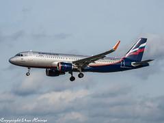 Aeroflot VP-BTA (A) OMD (U. Heinze) Tags: aircraft airlines airways airplane planespotting plane olympus omd em1markii 12100mm eddv haj hannoverlangenhagenairporthaj flugzeug