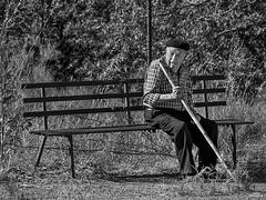 Seba (vitometodio) Tags: piornal valledeljerte caceres extremadura blancoynegro callejeando blackandwhite retrato ritratto portrait bnw bnwlife portraitphoto portraiture portret fotodecalle blackandwhitephotography street streetphoto nikon vitometodio olympusomdem5markii olympusmzuikodigitaled1240mmf28