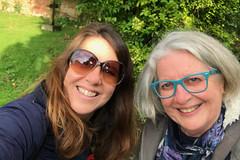 Natasha and Ritsa (RobW_) Tags: natasha ritsa chilham kent england tuesday 05nov2019 november 2019
