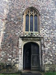 Church Door (RobW_) Tags: stmarys church door chilham kent england tuesday 05nov2019 november 2019