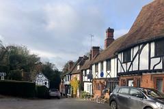 Tudor Corner (RobW_) Tags: tudor corner chilham kent england tuesday 05nov2019 november 2019 diaryphoto mdpd2019 mdpd201911