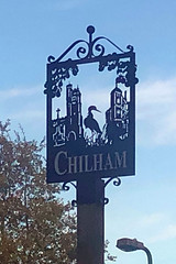 Chilham (RobW_) Tags: november sign kent village tuesday 2019 chilham 05nov2019 england