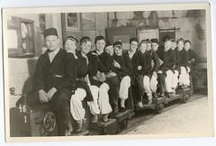 . (Kaïopai°) Tags: salzbergwerk berchtesgarden 1955 grubenfahrt tourismus tourism bergwerk grubenbahn 1950er 1950s vintage