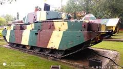 Vijayanta/Vickers MBT.