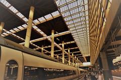 Madrid Atocha train station (nick taz) Tags: madrid train station trains transport