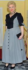 Birgit029873 (Birgit Bach) Tags: dress kleid dirndl landhaus
