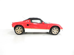 2000 Lotus Elise S1 Type 49 (KGF Classic Cars) Tags: kgfclassiccars lotus elise elan s1 s2 type49 f1 goldleaf stack rover carsforsale retro midengine sports roadster british exige 111 340r cup