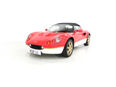 2000 Lotus Elise S1 Type 49 (KGF Classic Cars) Tags: lotus kgfclassiccars elise rover f1 stack s1 elan s2 goldleaf type49 cup sports retro british 111 roadster 340r exige midengine carsforsale