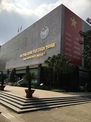 War Remnant Museum, Ho Chi Min City, Vietnam (Creusaz) Tags: museum war vietnam hochimin remnant city