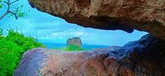 Pithurangala Rock (Haju H) Tags: sigiriya pithurangala dampulla central srilanka natural tourist point green beautiful places