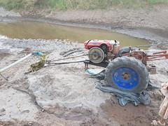 Irrigation Pump1 (SierraSunrise) Tags: thailand isaan esarn udonthani banmai kutbong pump tiller farming agriculture irrigation