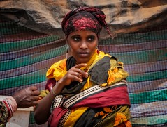Borana Woman (Rod Waddington) Tags: africa african afrique afrika äthiopien ethiopia ethiopian ethnic ethnicity etiopia ethiopie etiopian woman borana tribe traditional tribal streetphotography street portrait people culture cultural candid
