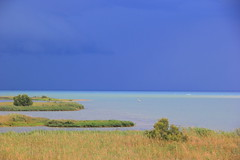 Weather (nick taz) Tags: delta ebro river spain clouds weather stormy