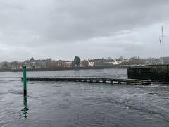 River Shannon - Limerick City - Ireland (firehouse.ie) Tags: eire limerickcity abbeyriver weir waterway waterscape ireland limerick rivershannon rivers river