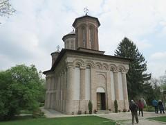Snagov Monastery #5 (jimsawthat) Tags: architecture enhanced church monastery island snagov romania