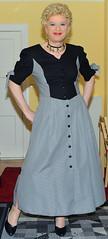 Birgit029880 (Birgit Bach) Tags: dress kleid dirndl landhaus