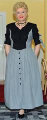 Birgit029876 (Birgit Bach) Tags: dress kleid dirndl landhaus