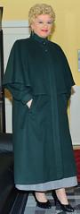 Birgit029870 (Birgit Bach) Tags: coat mantel dress kleid dirndl landhaus