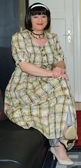 Birgit029891 (Birgit Bach) Tags: dress kleid dirndl landhaus
