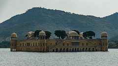 India - Water Palace - Jaipur - 1506 (Peter Goll thx for +13.000.000 views) Tags: mansagarlake jalmahal indien jaipur 2019 wasserpalast rajasthan waterpalace india nikon nikkor d850 nikond850 nikkor28300mm