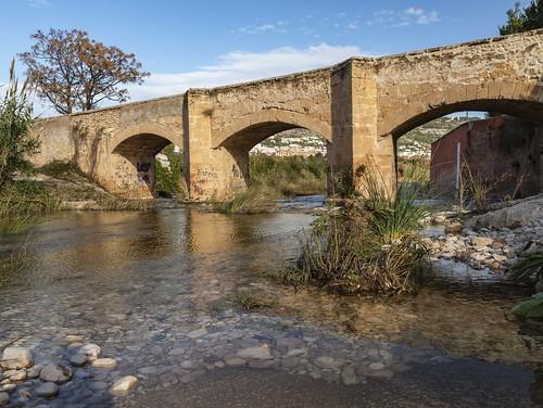 Bridge over the Rio Gorgos