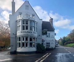 Woolpack Inn (RobW_) Tags: woolpack inn pub chilham kent england tuesday 05nov2019 november 2019
