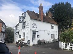 The White Horse (RobW_) Tags: white horse pub chilham kent england tuesday 05nov2019 november 2019