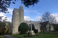 St. Mary's Church (RobW_) Tags: st marys church chilham kent england tuesday 05nov2019 november 2019