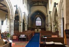 St. Mary's Church Interior (RobW_) Tags: st marys church chilham kent england tuesday 05nov2019 november 2019