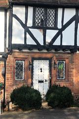 Tudor Doorway (RobW_) Tags: tudor doorway chilham november kent tuesday 2019 05nov2019 england