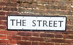 Street Sign (RobW_) Tags: street november sign kent tuesday 2019 chilham 05nov2019 england