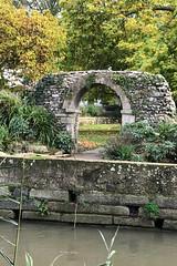 Old Arch (RobW_) Tags: city arch november river wednesday kent walk canterbury walls 2019 06nov2019 england