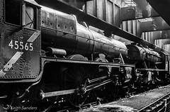1966 (Railcam) Tags: 56f bradford lowmoor cleckheaton england unitedkingdom ukrailways yorkshire westriding 45565 victoria