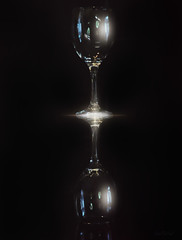 Upon Reflection.. #lowkey #lookingcloseonfriday (KissThePixel) Tags: lookingcloseonfriday friday flickr flickrfriday lowkey nikon nikond750 sigma70200mm f28 stilllife stilllifephotography winefun wineglass glass reflection light dark composition creativephotography creativecomposition