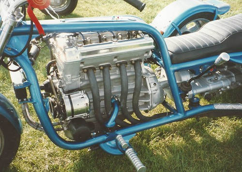 Alfa Nord engined trike